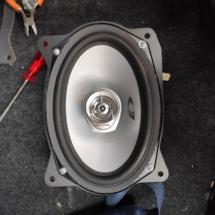 Corolla E150 rear adaptor ring Alpine SXE-6925S